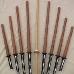 """Mộc kiếm (Bokken) – """"Tay gỗ hủy diệt"""" của các Aikido"""