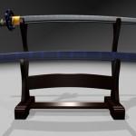Những bước chế tạo một thanh kiếm Katana Nhật